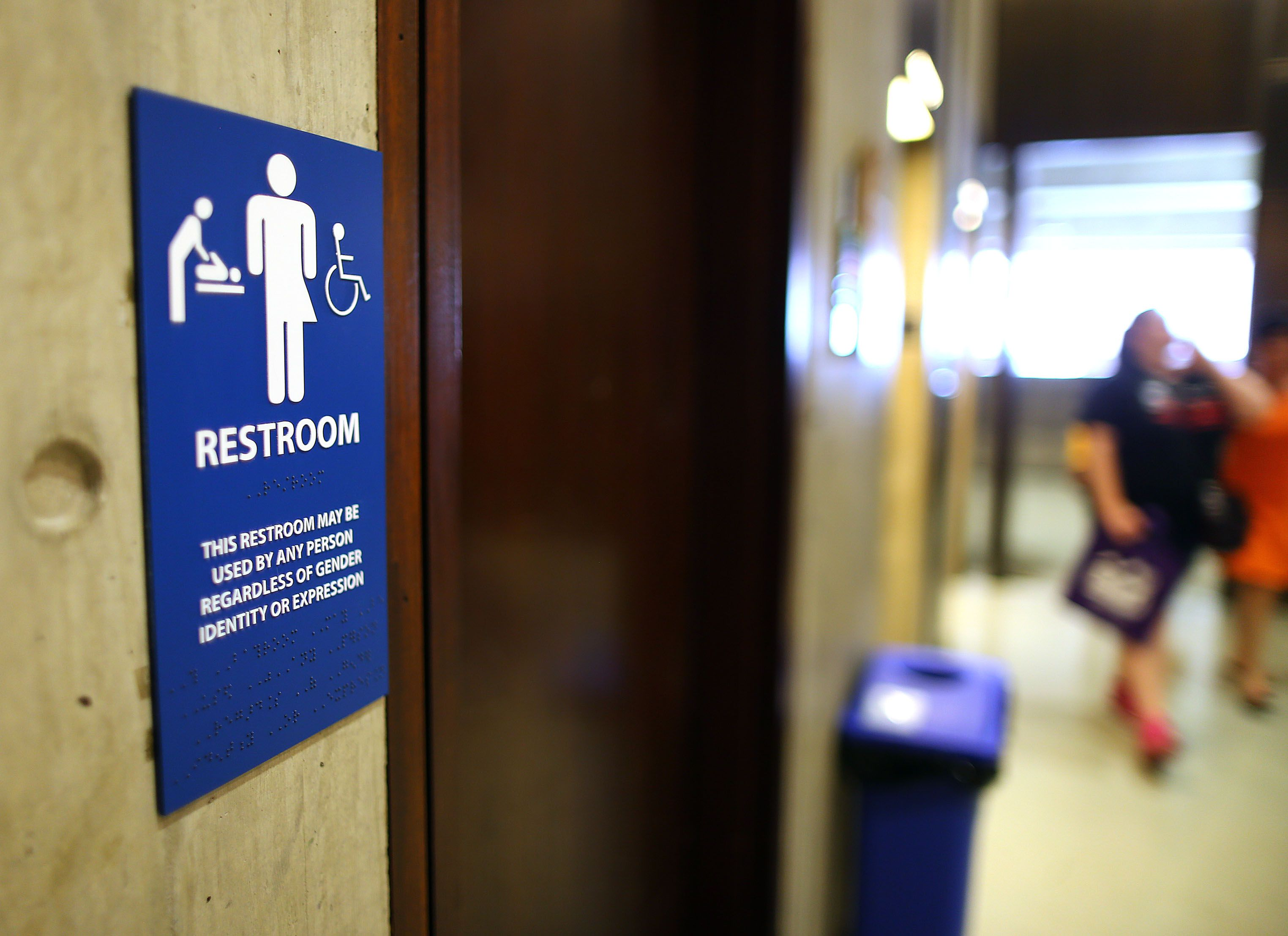 New Research Finds No Evidence That >> Study Finds No Link Between Transgender Rights Law And Bathroom