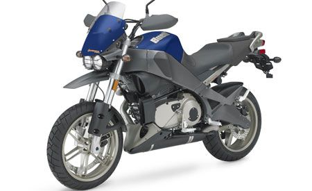Tech Look: 2008 Buell 1125R - First Look   Cycle World