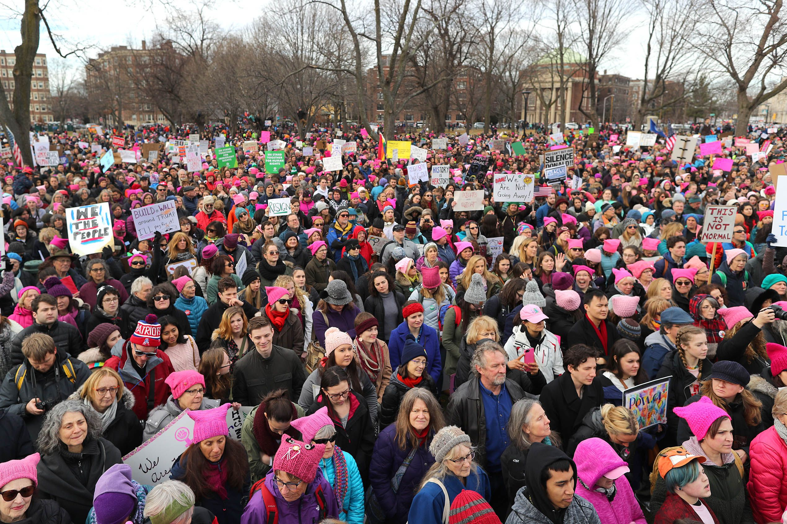 Aclu Sues Education Officials On Behalf >> Aclu Sues Cambridge For Billing Women S March Groups The Boston Globe