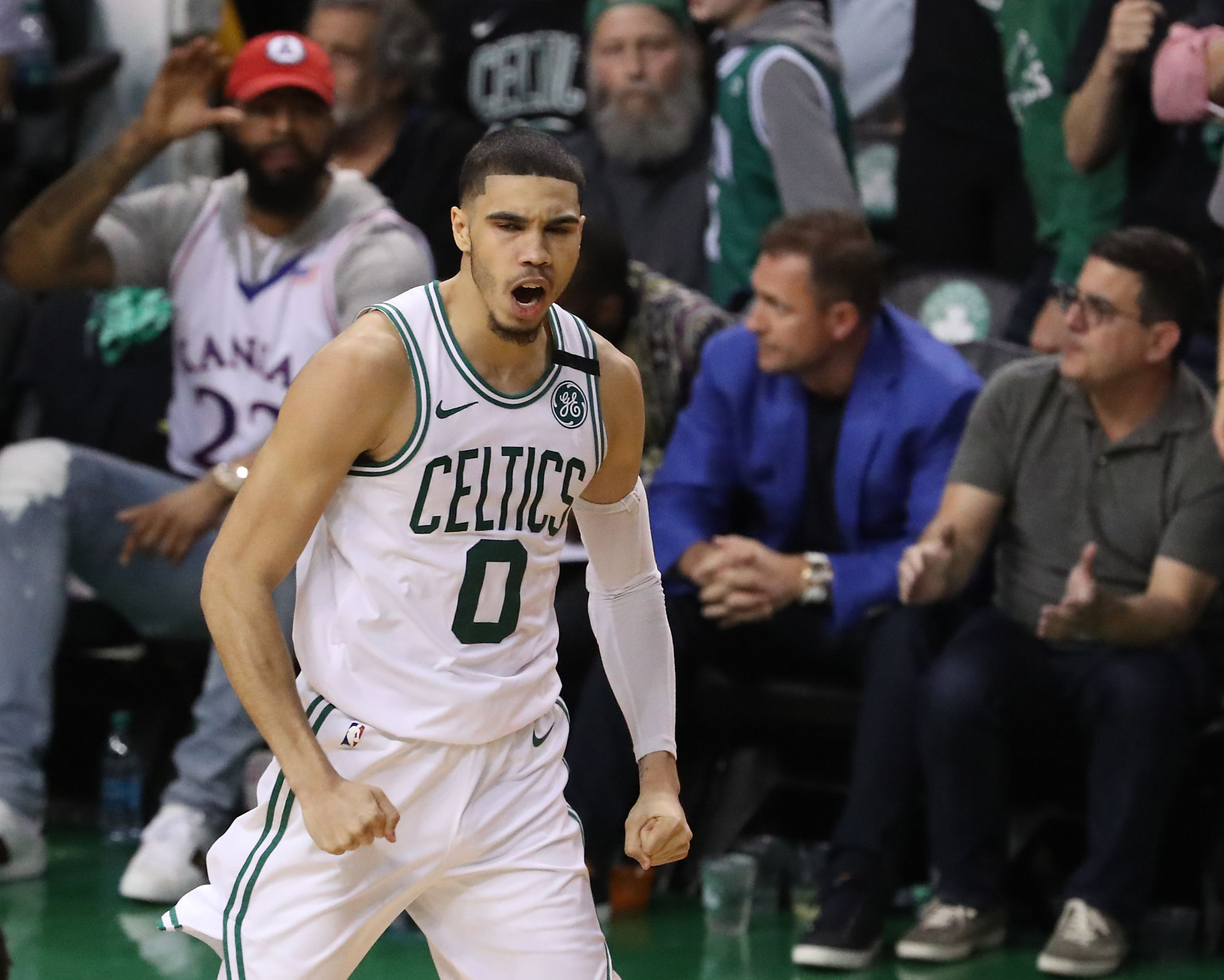 0a43f7d80c0 Shane Larkin says Jayson Tatum  can easily be one of the top five players  in the league  - The Boston Globe