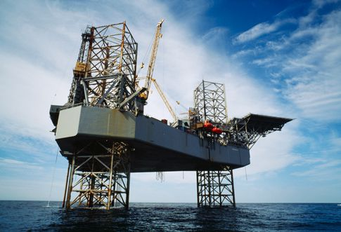 What Fills the Space Left in Wells When Oil is Extracted From the