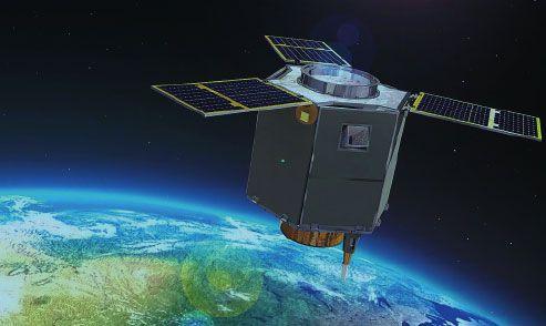 Gaofen 4, The World's Most Powerful GEO Spy Satellite