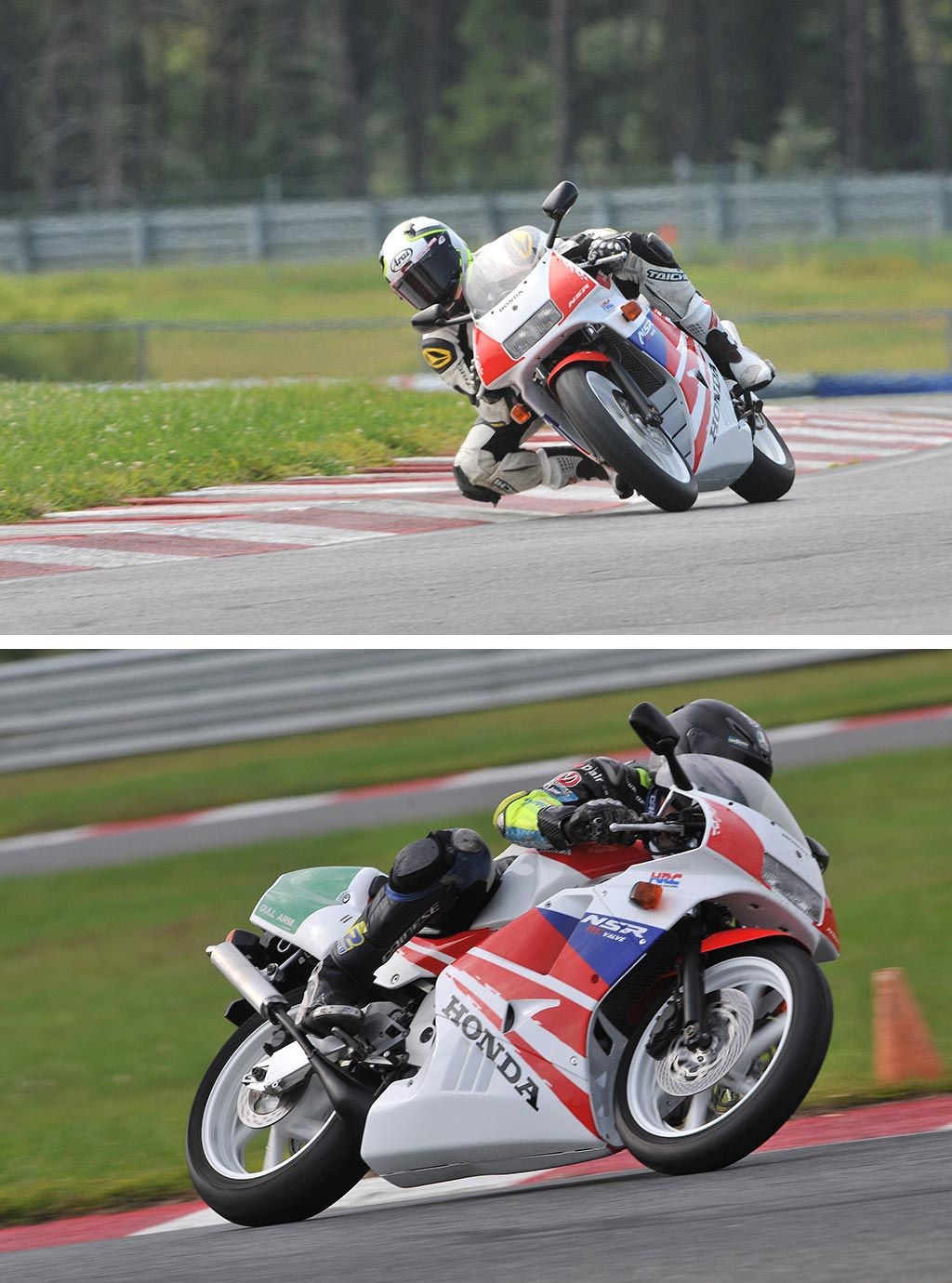 Two-Stroke 250cc Sportbike Comparison Motorcycle Review