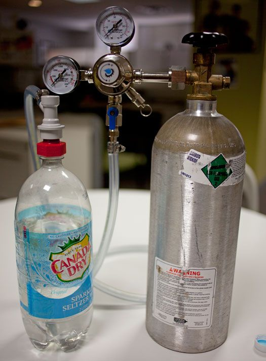 How To Make Your Own Home Drink Carbonation System | Popular Science