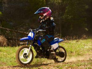Inside the 2012 Yamaha TT-R50E and PW50 - Dirt Rider Magazine | Dirt