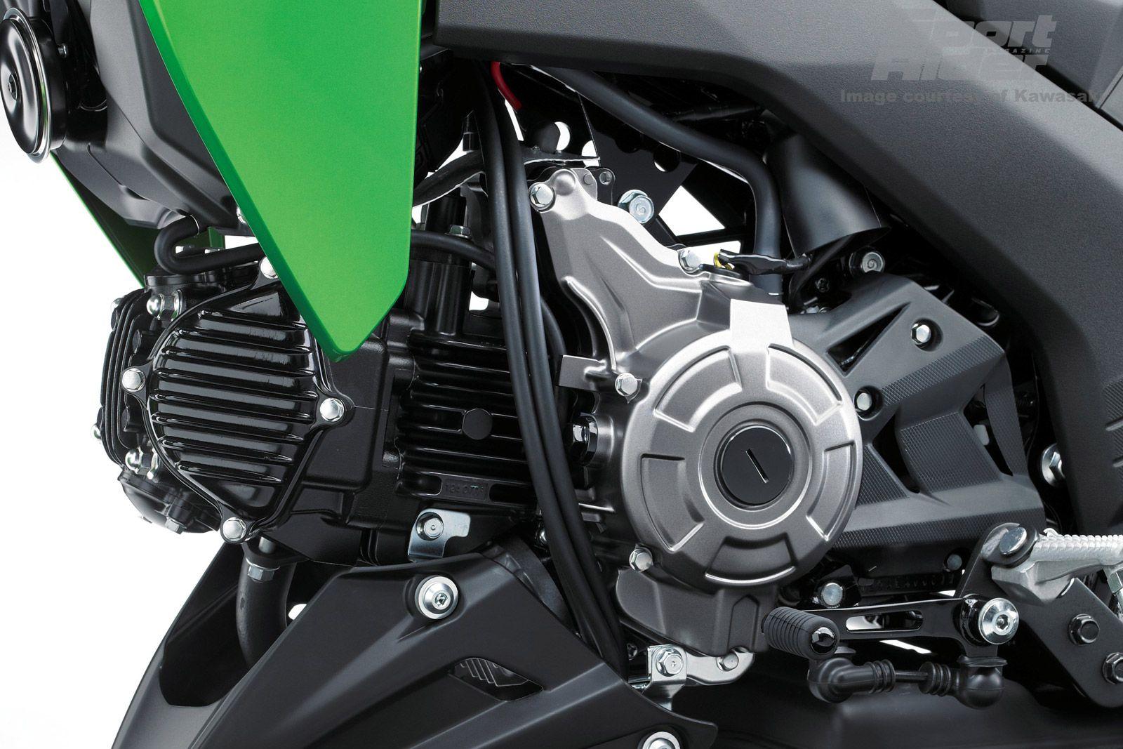 2017 Kawasaki Z125 PRO First Look | Cycle World