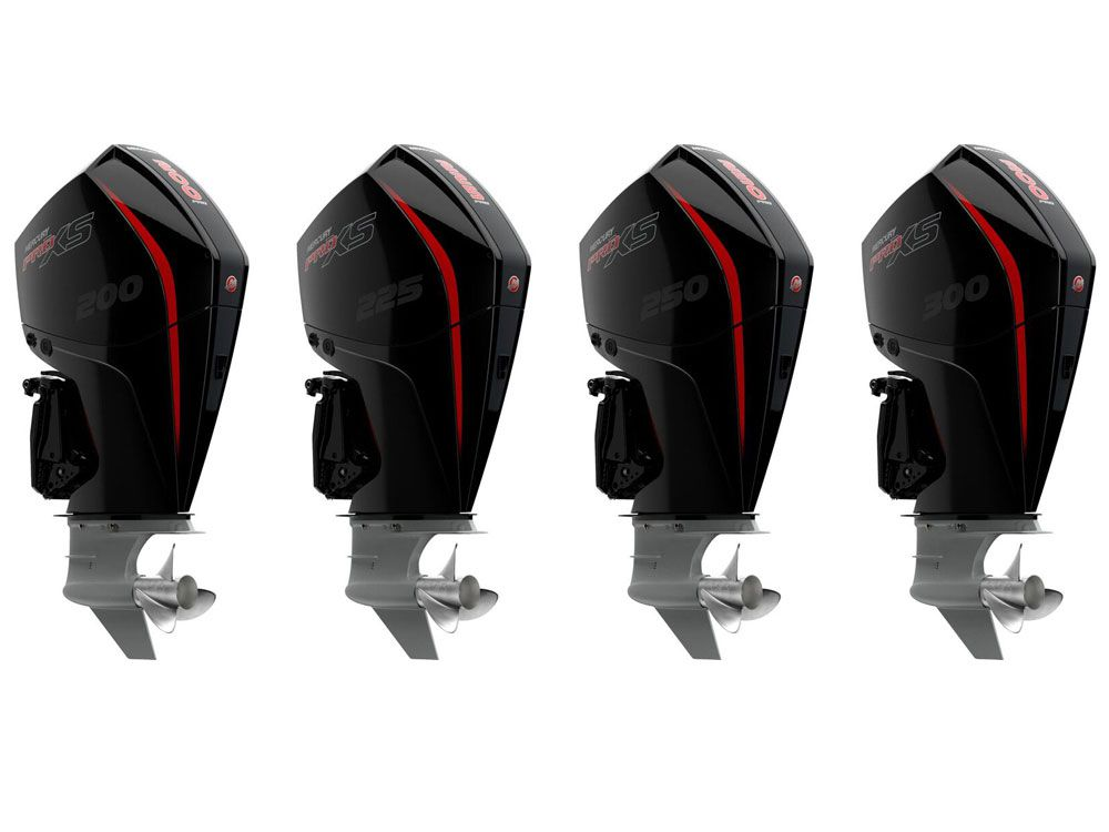 Mercury Unveils 14 New Outboards | Salt Water Sportsman