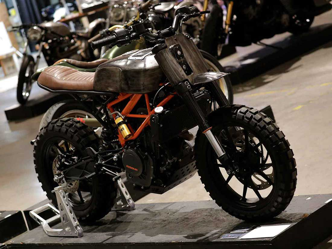 Best Custom Bikes From The 2019 Handbuilt Motorcycle Show | Motorcyclist