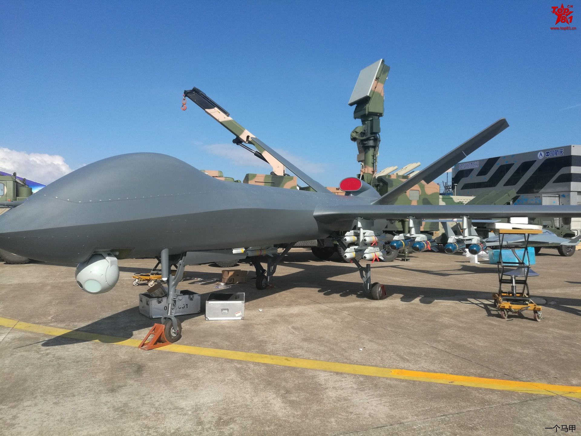 China's New Fleet Of Drones: Airshow Displays The Future Of Chinese