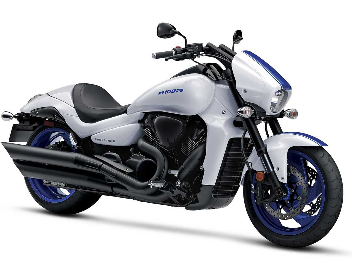 Which Suzuki Cruisers Are Back For 2019 | Motorcycle Cruiser