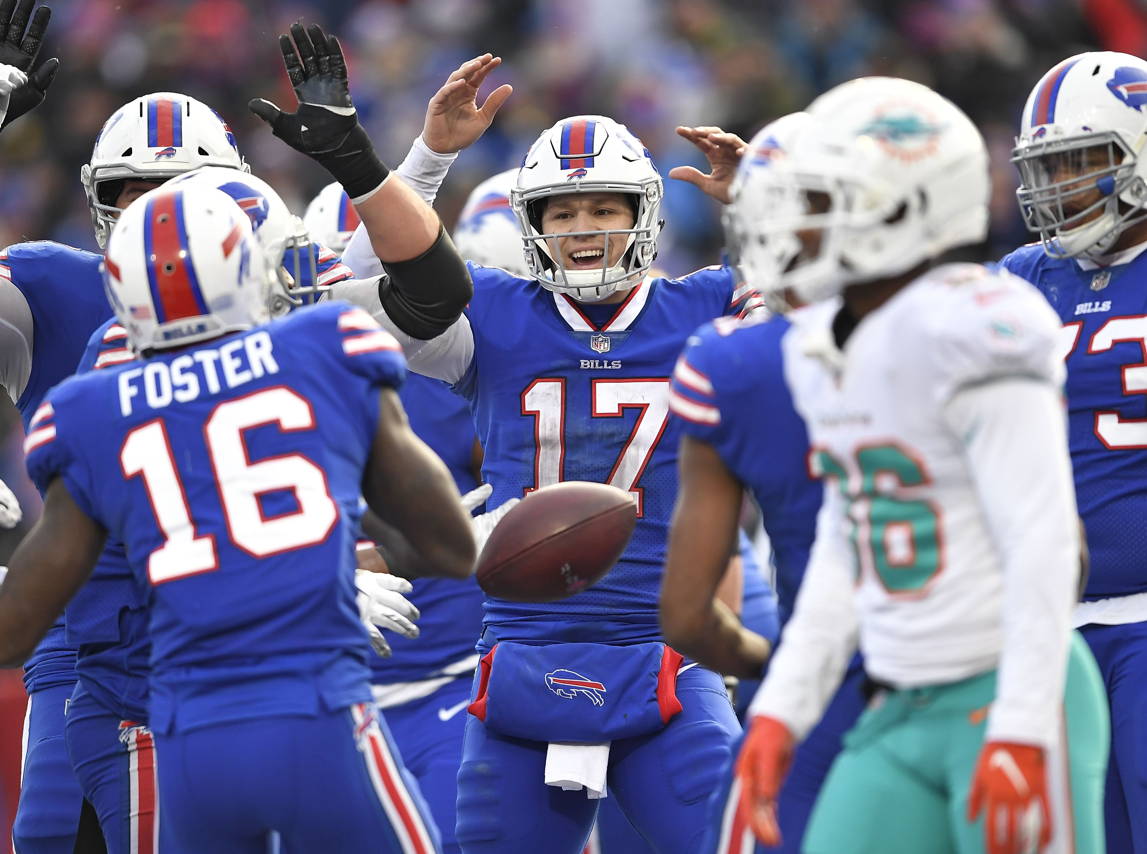 2019 Buffalo Bills jersey numbers: What we know about rookies ...