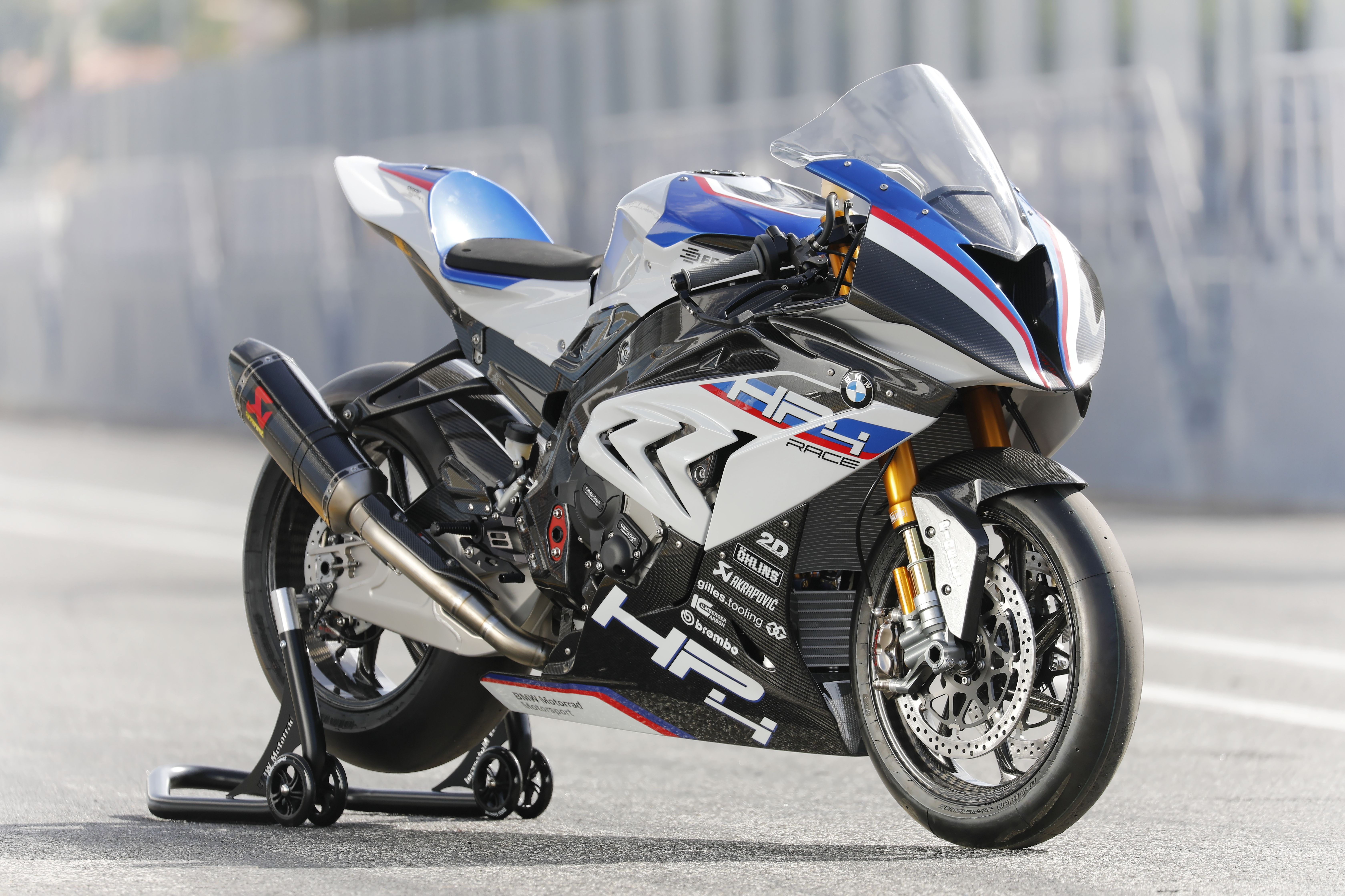 2017 Bmw Hp4 Race Review Cycle World