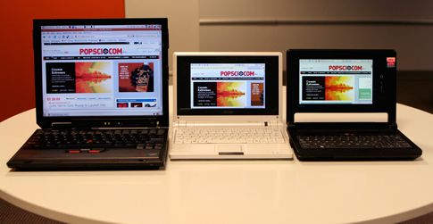 Battle of the Ultra-Mobile Linux Laptops: Cloudbook vs