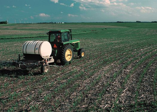 After Years of Herbicide Use, Roundup-Resistant Superweeds