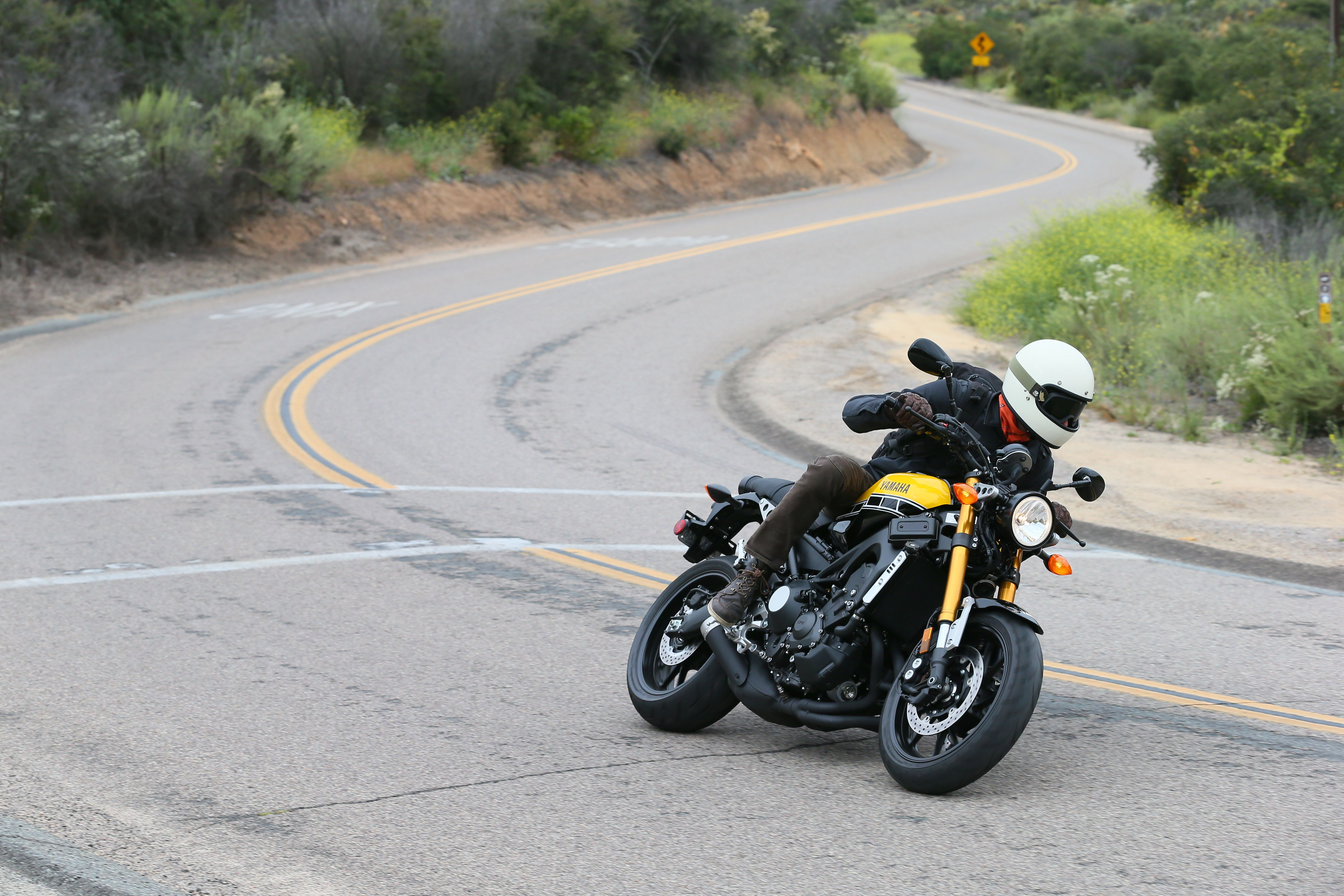 The Yamaha XSR900 Is More Than Meets The Eye | Cycle World